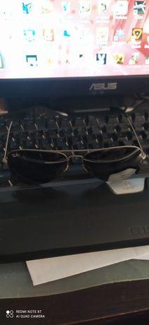 Óculos Sol Rayban Aviator Flat Metal RB3513
