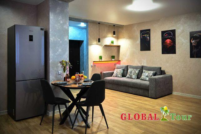 Нова VIP квартира подобово! Rent VIP apart near the Sofiyivka Park