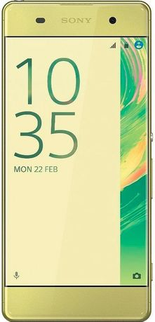 SONY Xperia XA Dual (F3112) Lime Gold