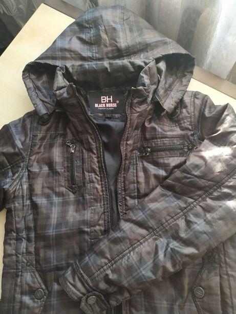 Куртка на мальчика демисезонная 152-158 (8-10 лет)