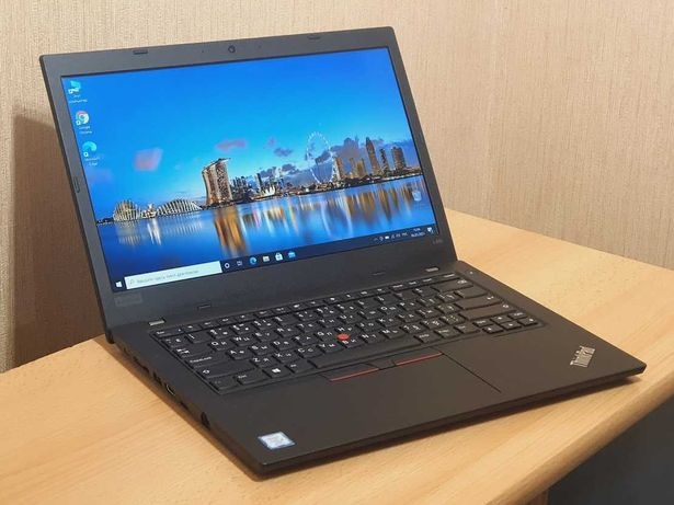 Ультрабук Lenovo ThinkPad Intel Core i5-8350U SSD 256 RAM 8 IPS Full