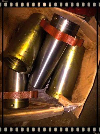 Труба Шкворня (стакан) + Гільза переднього ведучого моста МТЗ 82
