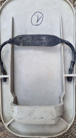 Buty posadzkarskie do zacierania betonu