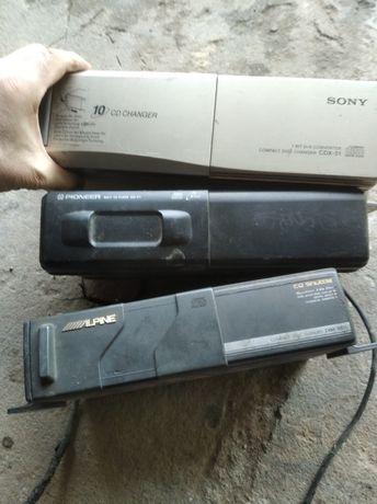 Zmieniarki Sony, Pionieer