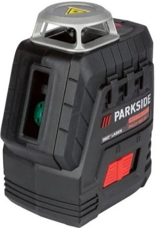 Laser 360 parkside performance 5lat gwarancji nowy