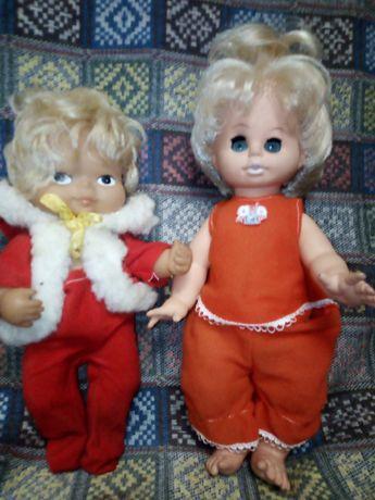 Лот куклы СССР гдр небольшие