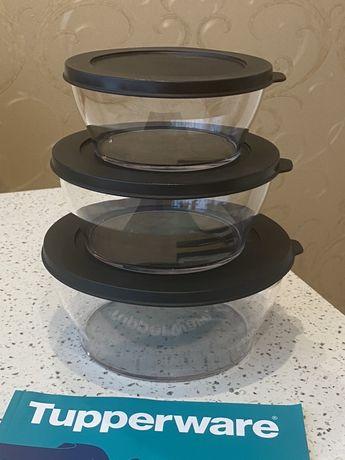 Tupperware посуда из очищенного полимера и многое другое