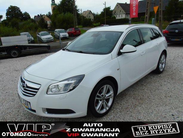 Opel Insignia 1.8B! Bi Xenon Klimatronic! ZADBANA! LED Czujniki Tempomat! PoOplatach