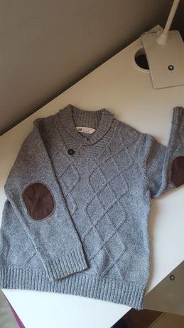 Sweterek h&m 98-104