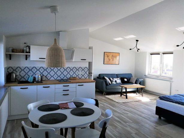 Apartament z widokiem na morze.