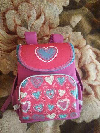 Рюкзак каркасний шкільний ортопедичний/ рюкзак школьный 1 Вересня