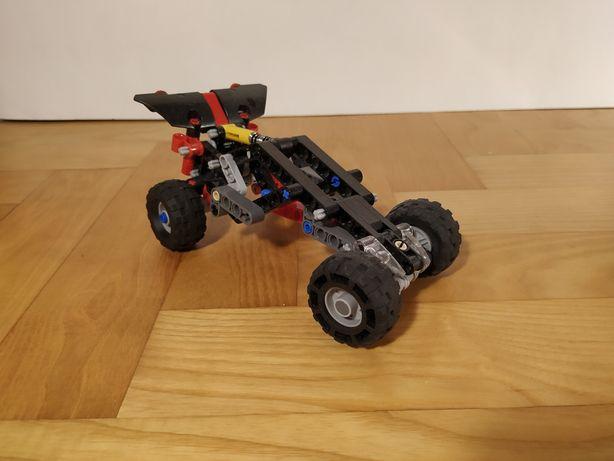 Lego TECHNIC Samochód/ Ciężarówka 2w1+ instrukcja