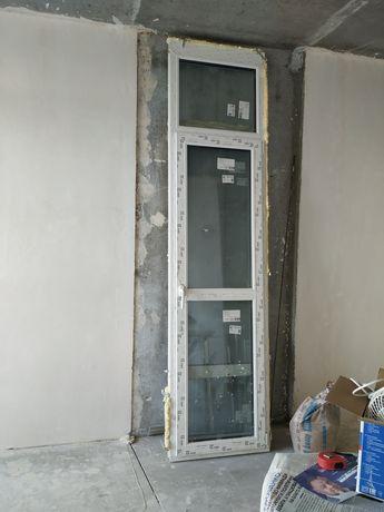 Бу балконные двери и окна
