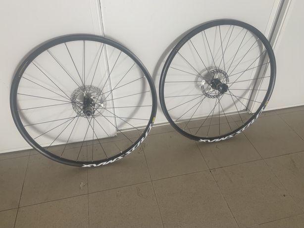 Rodas bicicleta Mavic crossmax 29'