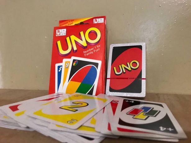 Продаю настільні ігри «Уно»
