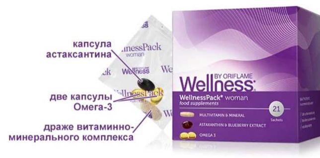 Женские витамины wellness