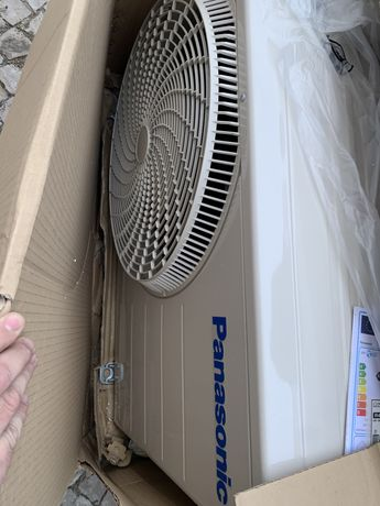 Ar condicionado panasonic cu-ke35tke . Ver descricao.