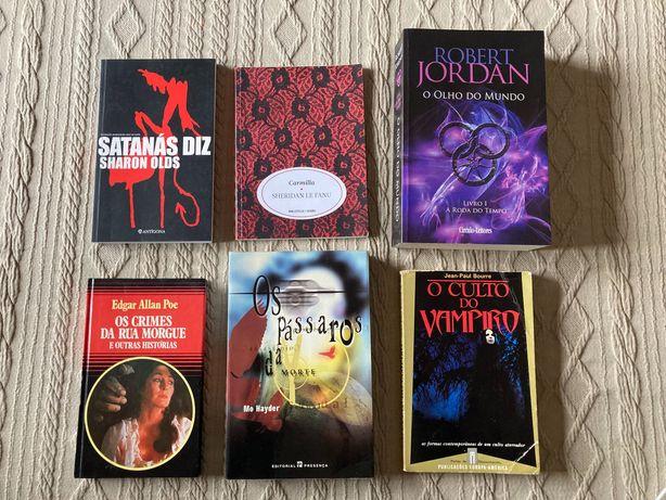 Vários Livros em muito bom estado