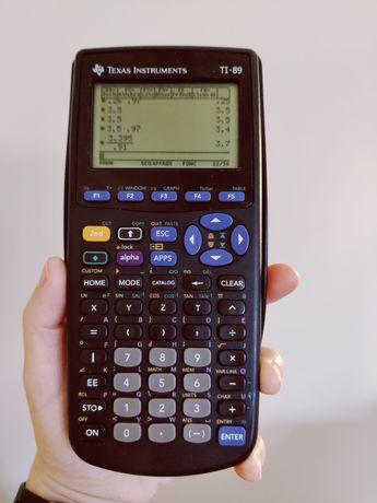 Calculadora gráfica Texas TI-89