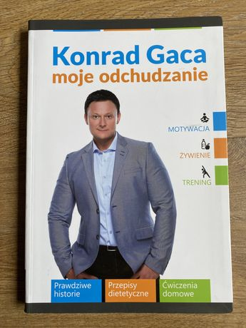 Konrad Gaca - moje odchudzanie - poradnik