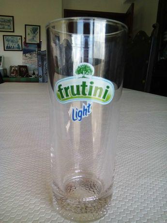 Copo Frutini Light, anos 90.