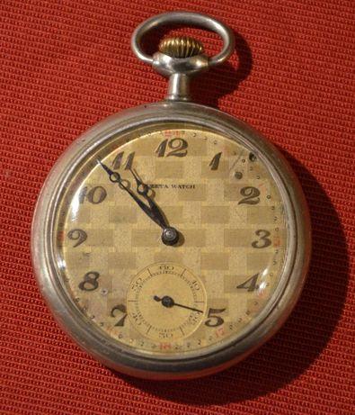 """Szwajcarski zegarek kieszonkowy marki """"Azeta Watch"""
