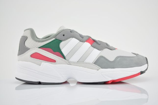"""Adidas Yung-96 """"Grey/Crystal White"""" 42 2/3 43 1/3 44 szare PURRFECT"""