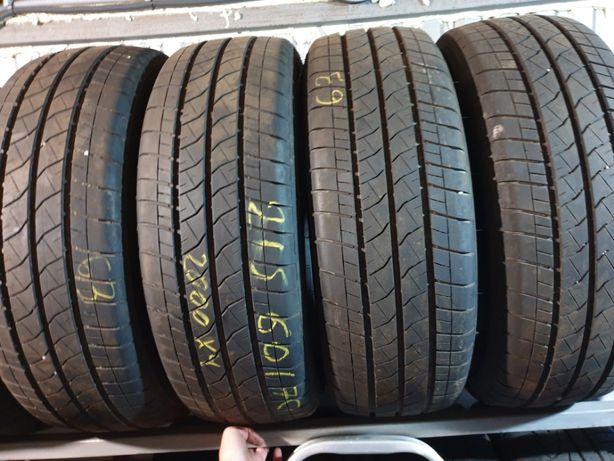 Летние шины 215/60 R17 C Bridgestone Duravis R660 ECO резина