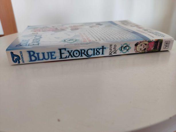 Blue Exorcist Manga - Volume 3