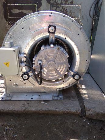 Вентилятор центробежный (улитка) NICOTRA