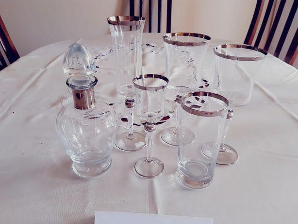 Komplet ekskluzywnych 6 kieliszków do białego wina 250 ml COMBI PK2