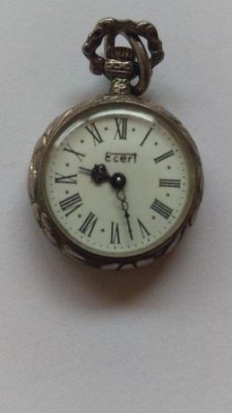 Relógio de bolso senhora antigo marca ECERT