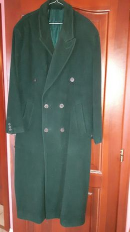 Płaszcz męski zimowy włoski