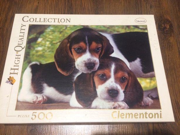Clementoni 500szt puzzle