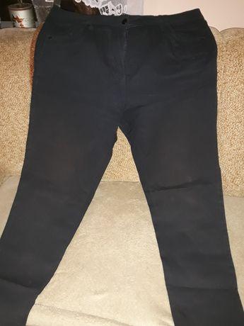 Spodnie czarne damskie xxl