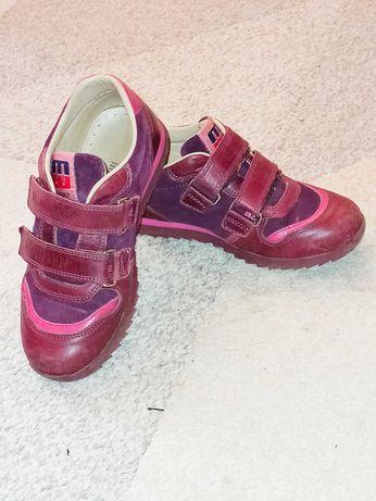 Ботинки MINIMEN для девочки демисезонные, р.30 (стелька 19 см)