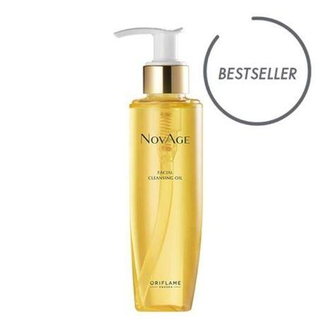 Oczyszczający olejek do twarzy NovAge Oriflame