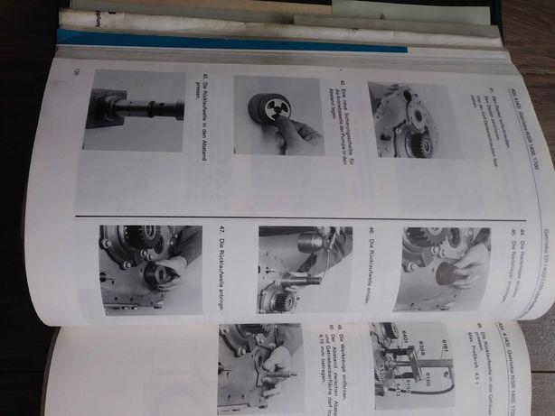Katalog Instrukcja serwisowa VOLVO FH