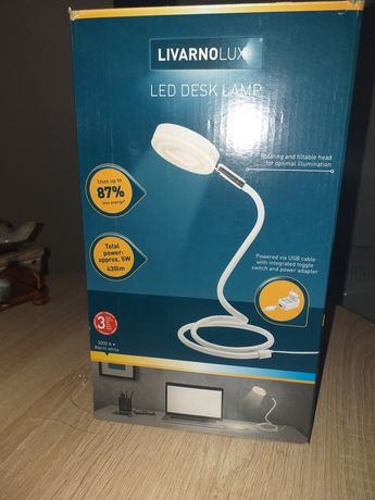Lampa Led Livarnolux