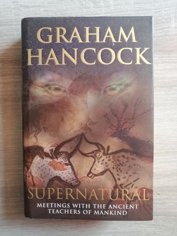 SUPERNATURAL Graham Hancock oprawa twarda