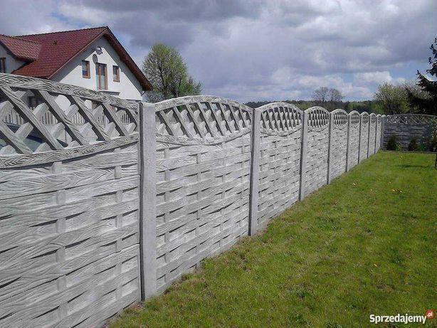montaz ogrodzen betonowych montaz ogrodzen panelowych