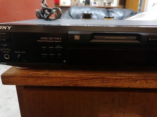 Mini disc sony mds je 530