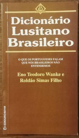 dicionário lusitano brasileiro, eno teodoro wanke, roldão filho