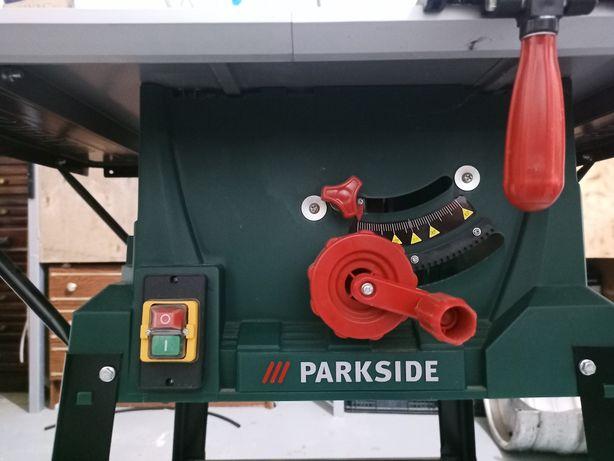 Parkside , serra de mesa ( serra de bancada ) PTK 2000 E3