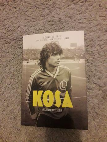 Książka Roman Kosecki Kosa niczego nie żałuję