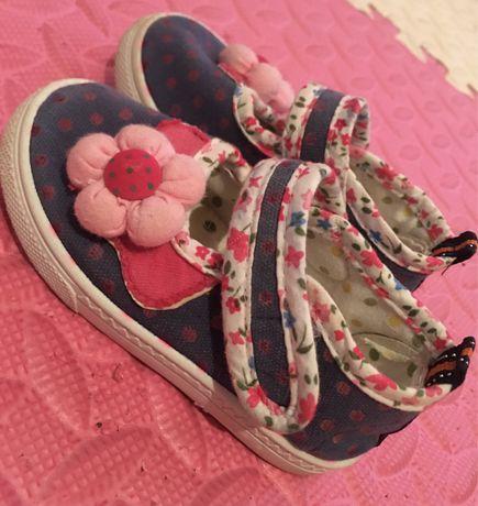 Туфельки, тапочки, босоножки 21 размер