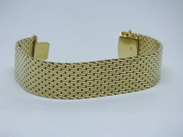 **Bransoleta złota 150zł za gram -69,67 p.585-Lombard Stówka**
