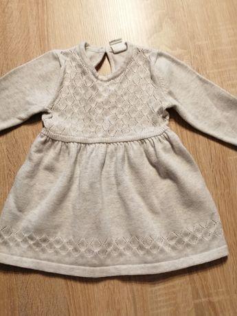 Sukienki r. 68, 74