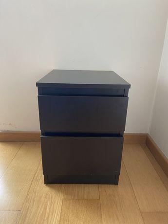 Mesa de cabeceira Ikea KULLEN