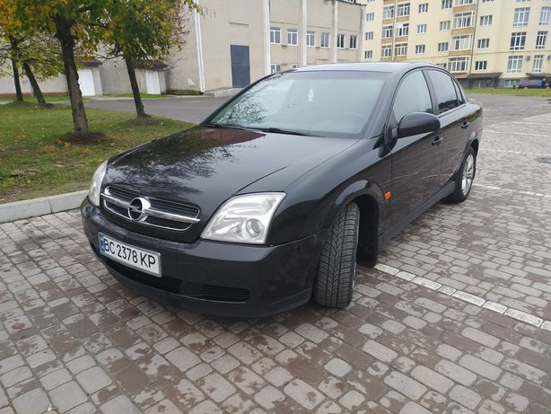 Opel Vectra C 2.2 gas